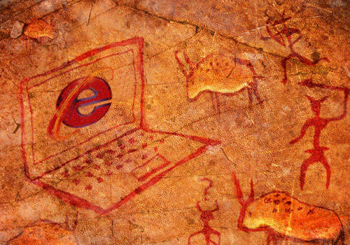 Internet Prehistorie