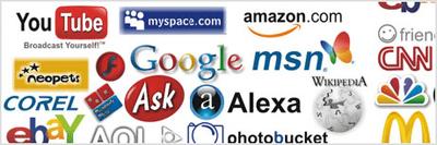Voorbeelden van logos